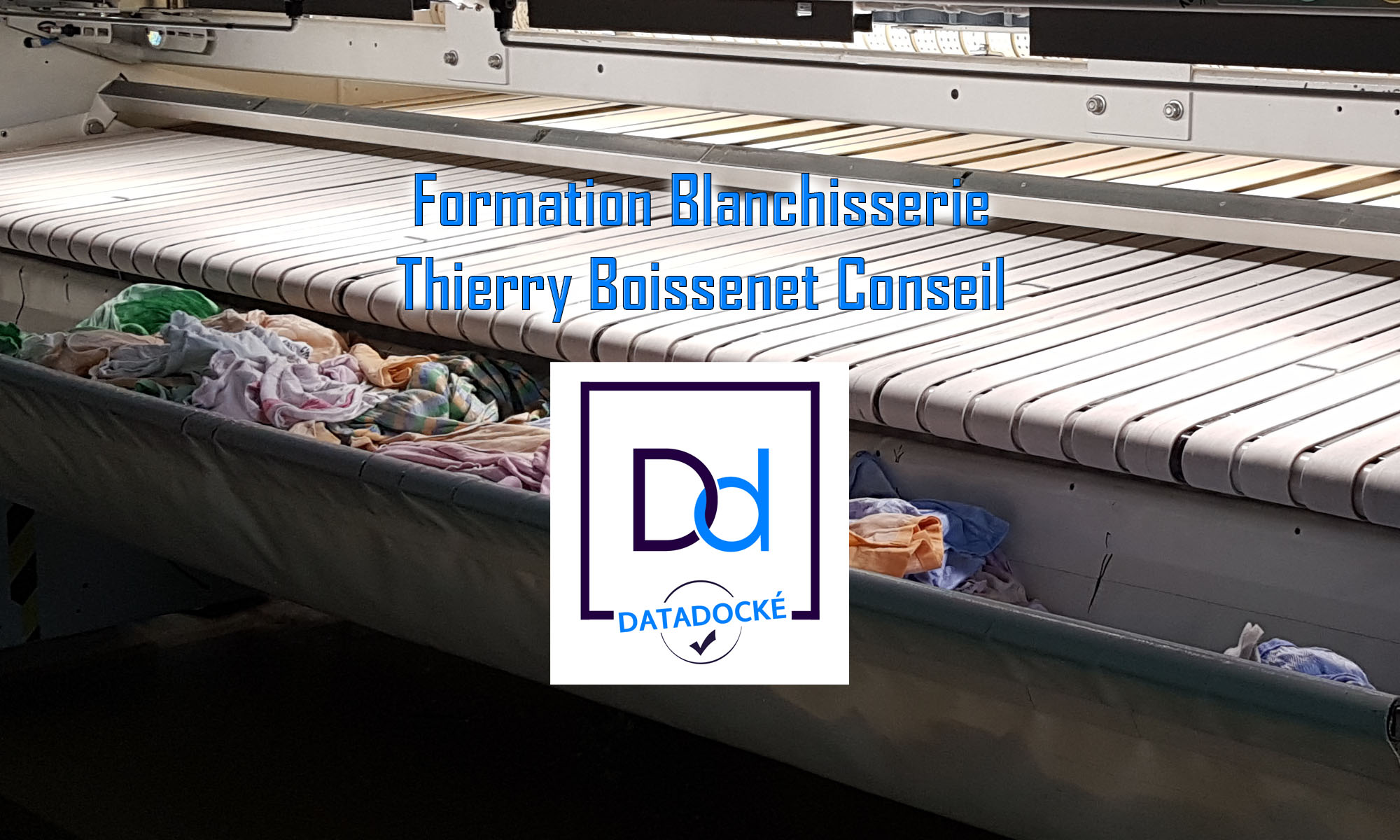 Formation Blanchisserie